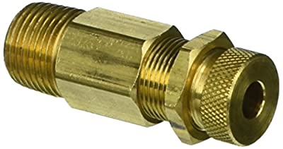 "Control Devices PR38-000 Proportional Pressure Relief Valve, 3/8"" from Control Devicss LLC"