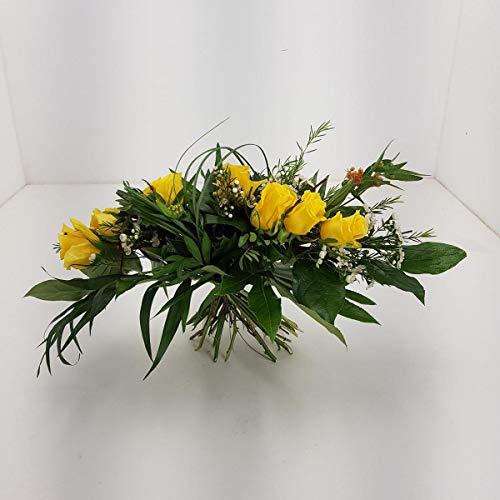 VERSANDKOSTENFREI Blumenstrauß -Bleib Gesund- mit kostenloser Glückwunschkarte/handgeschrieben