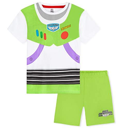 Disney Toy Story Pijama Niño Corto  Pijamas Niños de Buzz Lightyear y Woody