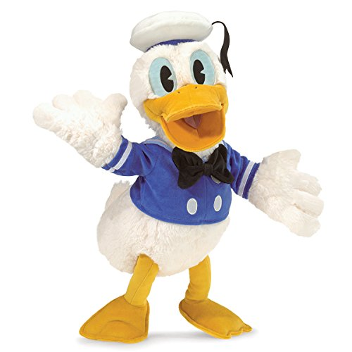 Folkmanis Disney Donald Duck Character Hand Puppet