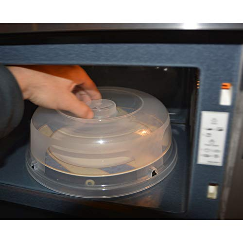 Compra all-around24® - Tapa para microondas (Transparente ...