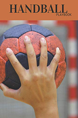 A Handball Playbook -150 pages