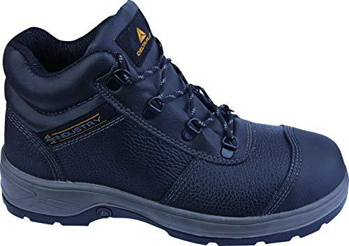 Delta plus calzado - Juego bota piel koranda negro talla 36(1 par)