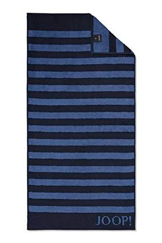 Joop! Handtuch Classic Stripes 1610 | 14 Navy - 50 x 100
