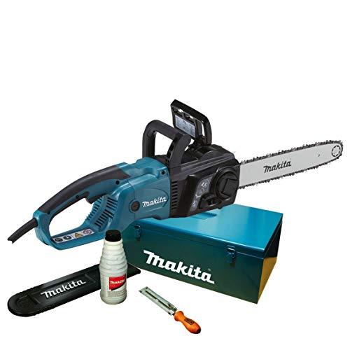Makita UC4051AK - Sierra eléctrica (505 x 201 x 220 mm, 3 / 8' disntancia entre dientes, 2000 W)...