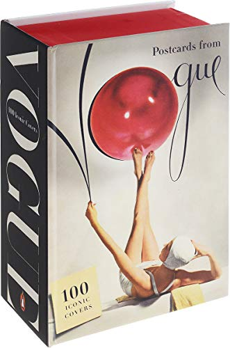 Postcards from Vogue: 100 Iconic Covers (PENGUIN POSTCAR)