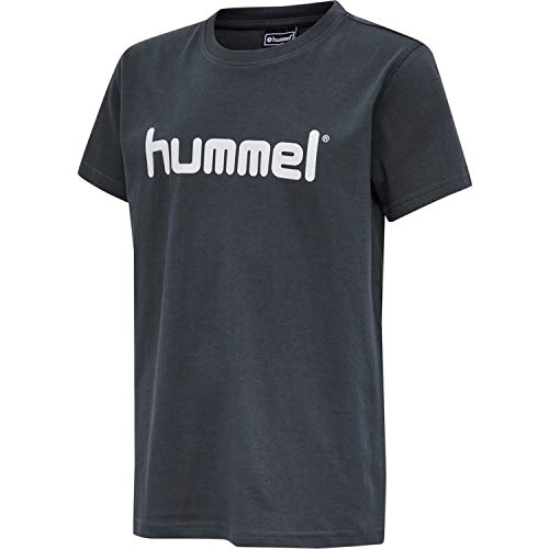 hummel go kids cotton logo