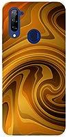 Libero 5G Y!mobile スマホケース スマホカバー libero5g Museum ハードケース 波 波紋 水彩 Wave type2