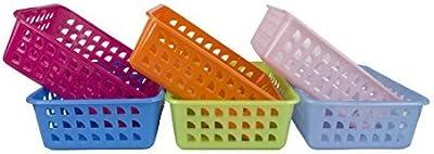 Premsons Plastic Storage Basket Container