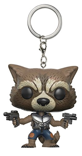 Pocket POP! Keychain - Marvel: Guardians O/T Galaxy 2: Rocket