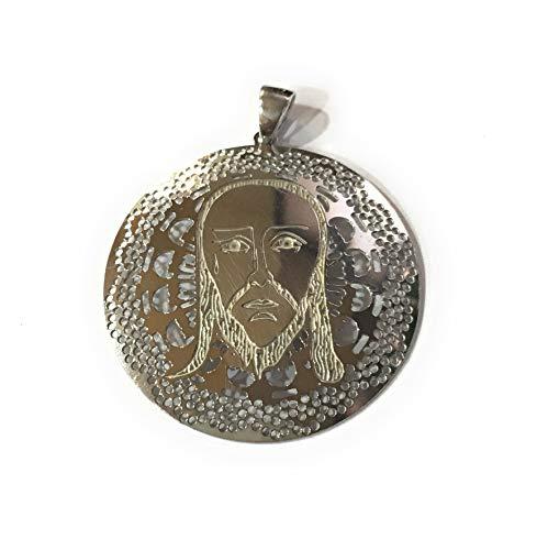 Medalla de la Santa Faz en Plata de Ley