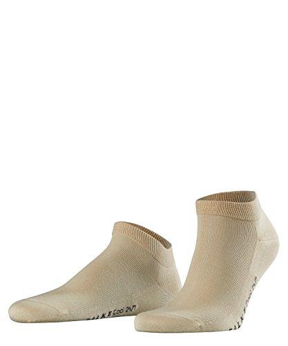 FALKE Tiago - Calcetines para hombre, color blanco 11-14 (talla 45-46), Arena 4320, 39-40