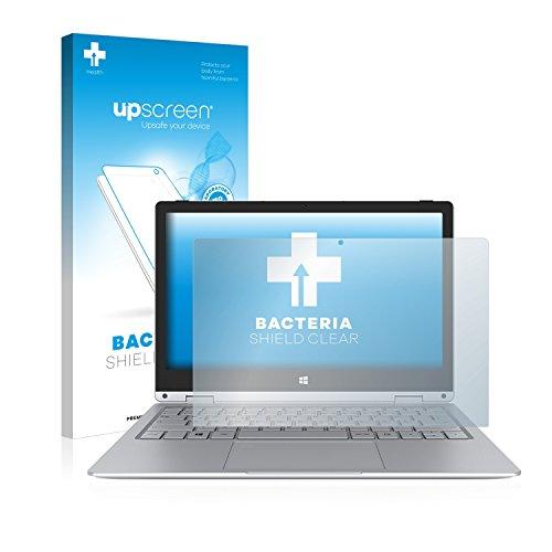 upscreen Antibakterielle Schutzfolie kompatibel mit TrekStor Primebook C11 klare Bildschirmschutz-Folie