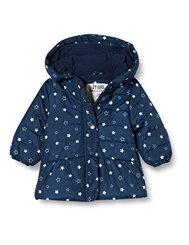 ZIPPY ZTG0102_470_2 Chaqueta, Dress Blue 19-4024 TC, 24/36M para Bebés