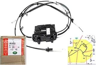 Best lr3 parking brake actuator replacement Reviews