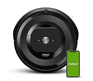 Robot aspirador con conexión Wi-Fi iRobot Roomba e6192 con 2 cepillos de goma multisuperficie - Ideal para mascotas - Sugerencias personalizadas - Compatible con tu asistente de voz - Depósito lavable (B08XXXW8CB)   Amazon price tracker / tracking, Amazon price history charts, Amazon price watches, Amazon price drop alerts