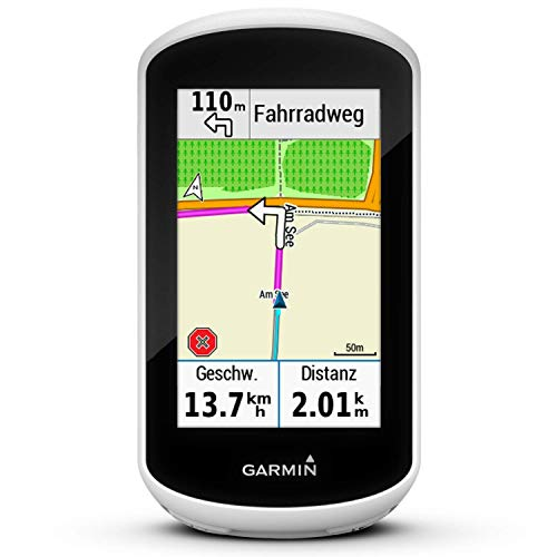 Garmin Edge Explore Touchscreen Touring Bike Computer with Connected Features