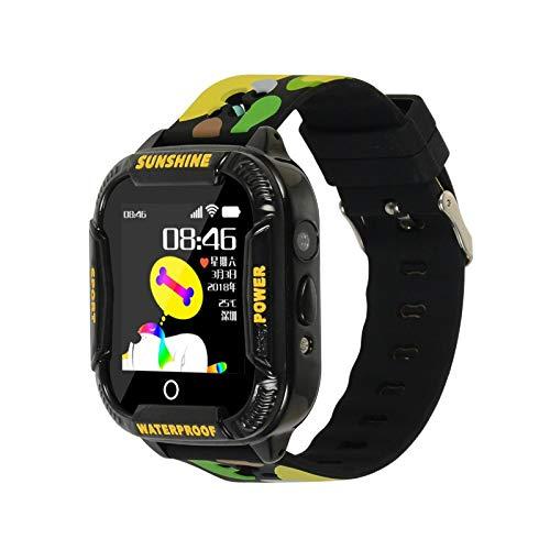 Children's Smart Watch K22 Kids Intelligent Watch Intelligent Global-Positioning System Smart Watch Gift