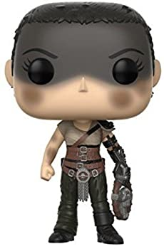 Funko Pop! Movies  Mad Max Fury Road Furiosa  Styles May Vary  Collectible Figure