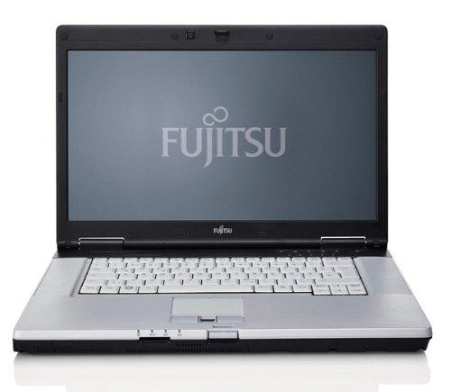 Fujitsu Celsius H710 39,62 cm (15,6 Zoll) Laptop (Intel Core i7 2760QM, 2,4GHz, 8GB RAM, 256GB HDD, NVIDIA Quadro 1000M, DVD, Win 7 Pro) schwarz/silber