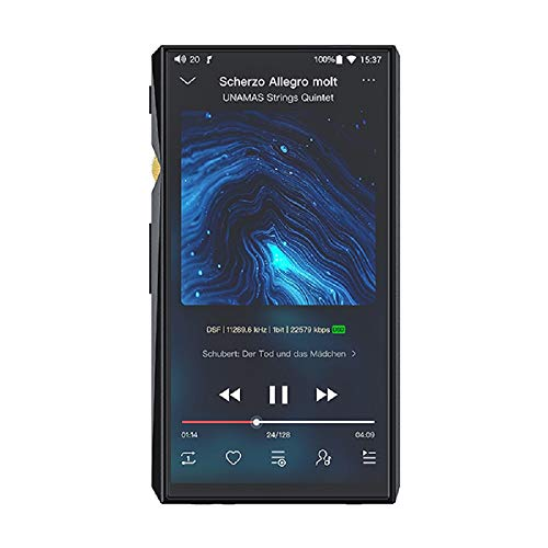 FiiO M11 Pro Black (FIO-M11PRO-B)デジタルオーディオプレイヤー