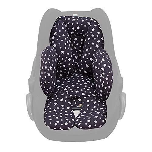 JANABEBE Reductor Antialérgico Universal Bebé 3 piezas (Winter Sky)