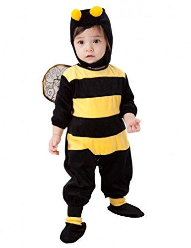 Déguisement abeille enfant--3 à 4 ans