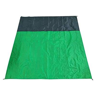 Camping Tent Waterproof Mat Oxford Cloth Damp M...