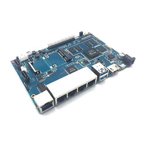 Sinovoip Banana Pi BPI-R2 - Smart Router Hardware