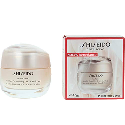 Shiseido Benefiance Wrinkle Smoothing Cream Enriched 50 Ml - 50 ml