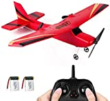 Makerfire RC Airplanes FPV Wing 660mm Wingspan Glider 2 Channels 2.4Ghz RTF Remote