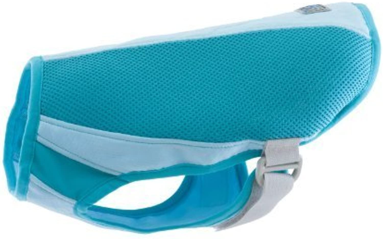 Canine Equipment Ultimate Cooling Coat for Dogs, Size 26, Aqua by Canine Equipment