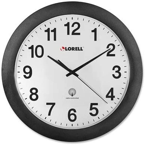 LLR60997 Lorell Radio Controlled Wall Clock