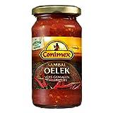 Conimex Sambal Oelek 375 g - mit frisch gemahlenem Pfeffer aus nachhaltigem Anbau