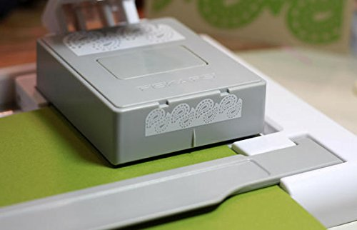 Fiskars Crafts Perfectly Paisley AdvantEdge Border Punch Refill Cartridge, Large Photo #3