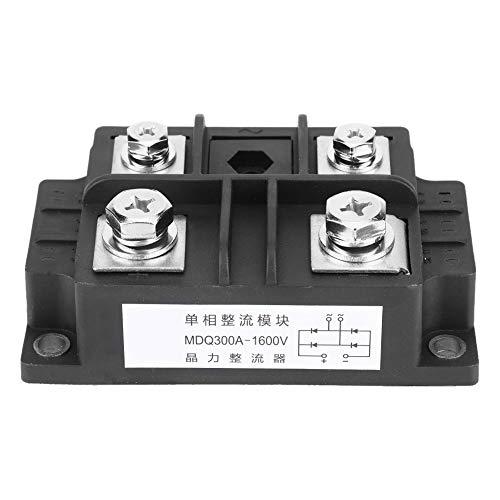 1pc Singe Phase Rectifier Module Rectifier diode Bridge 4 Terminals MDQ 300A/1600V