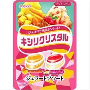 春日井製菓 キシリクリスタル ジェラートアソート 67g×6袋