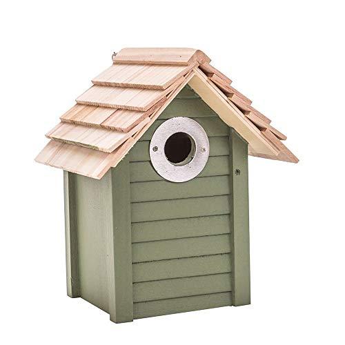 Personalised New England Bird House Nesting Box - Perfect Retirement,...
