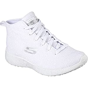 Skechers Women's Burst Positive Image High Top