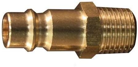 MILTON V Style High Flow Plug 1/4 In.
