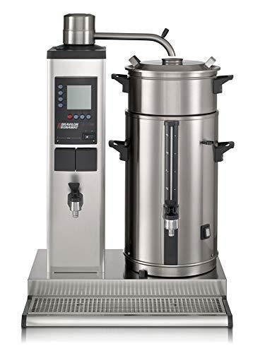 Bonamat Rundfilter Kaffeemaschine B10 HW L/R links, 1 Brühsystem, 1 Behälter à 10 Liter