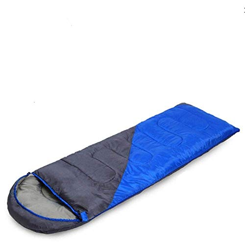 SMX Outdoor slaapzak voor klimmers, 4 seizoenen slaapzak voor volwassenen en kinderen, handig, Camping slaapzak (grootte: 220 * 75Cm)