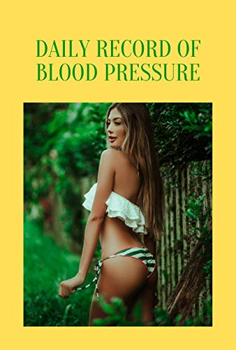 Daily Record of Blood Pressure (English Edition)