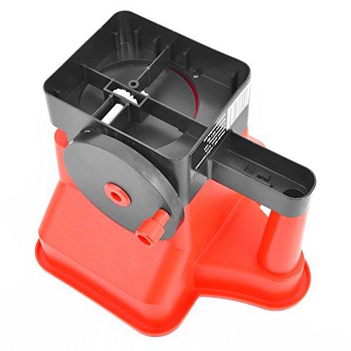 HECHT Universal-Streuer 33 Handstreuer Düngerstreuer Salzstreuer mit ca. 3 Liter Fassungsvermögen;;;;; - 5