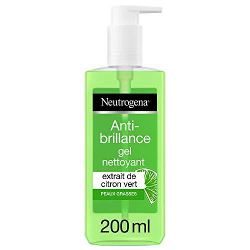 Neutrogena Sichtbar Klar Pore & Shine, mattierendes Reinigungsgel 200 ml