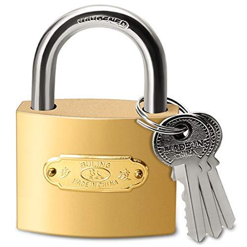 Locker Lock with Key Small Gate Padlock, Size:25mm/32mm/38mm/50mm/63mm