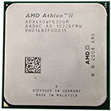 AMD Athlon II X3 450 3.2 GHz Triple-Core (ADX450WFK32GM) Processor Socket AM2+ AM3 938-pin
