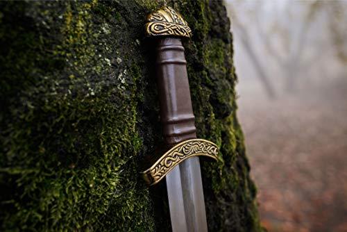 Norse Tradesman Spring Steel Viking Sword EN45 steel