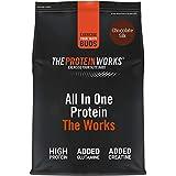 Batido de Proteína Todo en Uno | Sabor Chocolate, 4 kg | Ayuda al Desarrollo Muscular