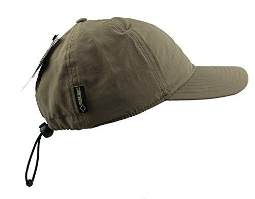 Stöhr Erwachsene Gore-TEX Cap Kappe, braun, One Size
